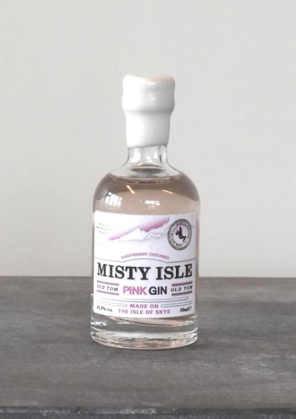 Isle of Skye - Misty Isle Pink Gin 41,5% Vol. 50ml